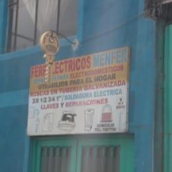 Ferrelectricos Menfer en Bogotá