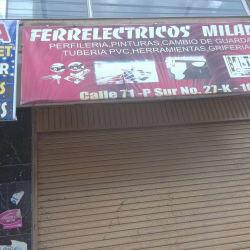 Ferrelectricos Milano en Bogotá