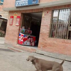 Cigarreria la Guaca en Bogotá
