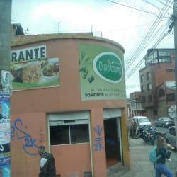 Restaurante Olivo Gourmet en Bogotá
