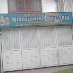 Geoking.com Miscelanea -Papeleria en Bogotá