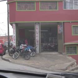 Compra y Ventas mantenimiento de motos en Bogotá