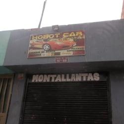 Hobot Car Lubricentro en Bogotá