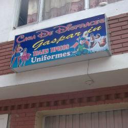 Casa De Disfraces Gaspar In en Bogotá