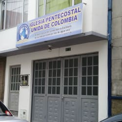 Iglesia Pentecostal Unida de Colombia Carrera 57A en Bogotá