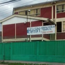 Colegio Haydn - San Joaquín en Santiago