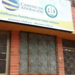Camino de Adoracion AD en Bogotá