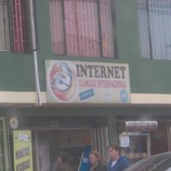 Internet llamada Internacional en Bogotá