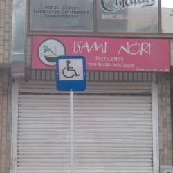 Isami Nori en Bogotá