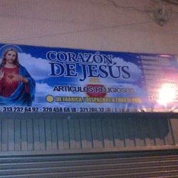 Corazón De Jesus en Bogotá