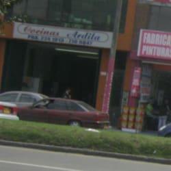 Cocinas Ardila Avenida 68 en Bogotá