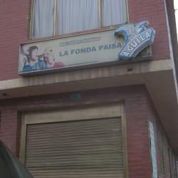 La Fonda Paisa  en Bogotá
