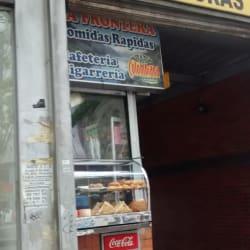 La Frontera Comidas Rapidas en Bogotá