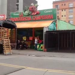La Gran Cosecha Campesina en Bogotá