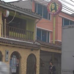 La MonaPizza Modelia en Bogotá