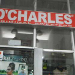 D'Charles Iserra 100 en Bogotá