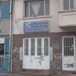 La Vitrina del Uniforme en Bogotá