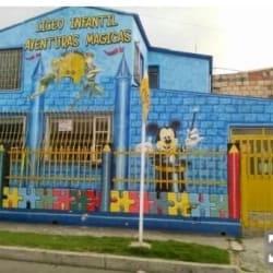 Liceo Infantil Aventuras Mágicas en Bogotá