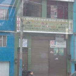 Deposito y Ferreteria BJ en Bogotá