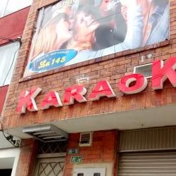 Disco Tk Bar Karaoke la 145 en Bogotá