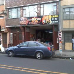 Leñitos y Carbon en Bogotá