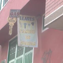 Llaves Cambio de Guardas en Bogotá