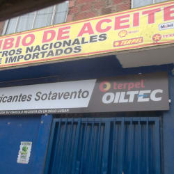 Lubricantes Sotavento en Bogotá