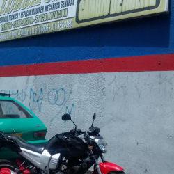 Lubrifrenos la 138 en Bogotá