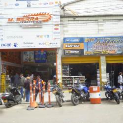 M.sierra Ferreteros en Bogotá