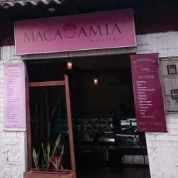 Macadamia Pastelería en Bogotá