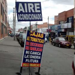Mantenimiento Automotriz Carrera 46 en Bogotá