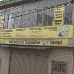 Mantenimiento de Computadores Internet Papeleria en Bogotá