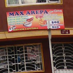 Max Arepa en Bogotá