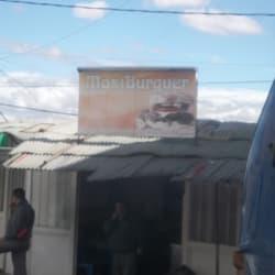 Maxiburguer en Bogotá
