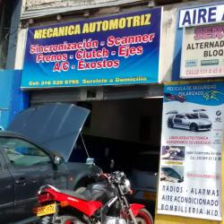 Mecánica Automotriz  en Bogotá
