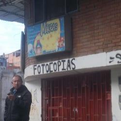 Mikeas en Bogotá
