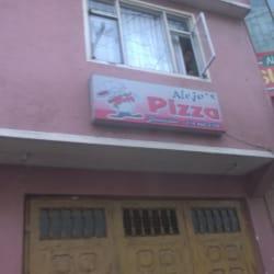 Alejo´s Pizza en Bogotá