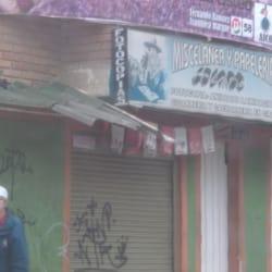 Miscelanea y Papeleria Cosmos en Bogotá