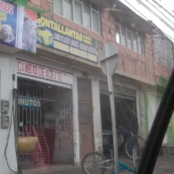 Montallantas Alvaro Gamba en Bogotá