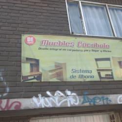 Muebles Cocobolo en Bogotá