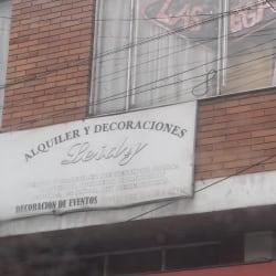 Alquiler y Decoraciones Leidy en Bogotá