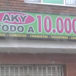 AKI Todo a $10.000 en Bogotá