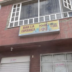 Bar La Esperanza en Bogotá