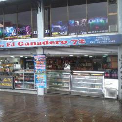 Bar Punto Clave en Bogotá