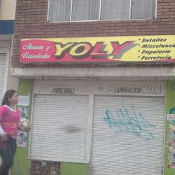 Almacen y Variedades Yoly en Bogotá