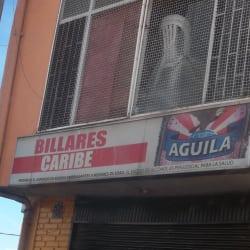 Billares Caribe en Bogotá