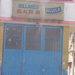 Billares El Alto J R en Bogotá