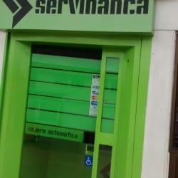 Cajero Servibanca Éxito Suba en Bogotá