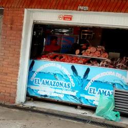 Distribuidora de Pescado el Amazonas en Bogotá