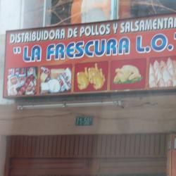 Distribuidora de Pollos y Salsamentaria La Frescura L.O.T en Bogotá